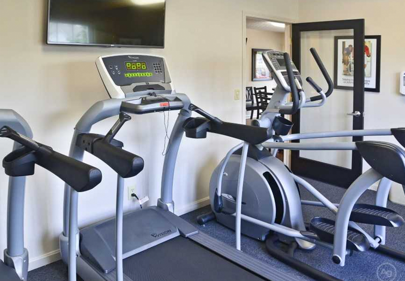 Fitness Center | Oak Meadow Apartments | North Vernon, Indiana