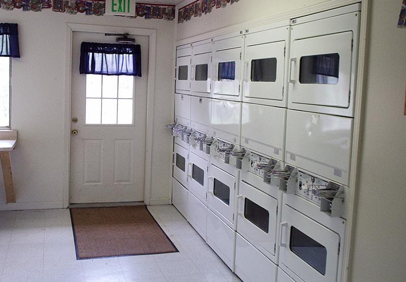 Laundry Center | Presidential Estates | Madison, Indiana