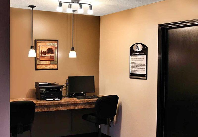 Community Center | Stonecrest Apartments | Fortville, Indiana
