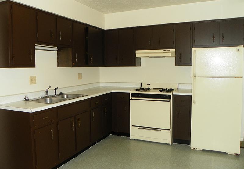 Model Kitchen, Arrowhead Estates | Peru, Indiana