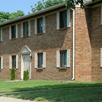 Oak Estates Apartments Seymour Indiana