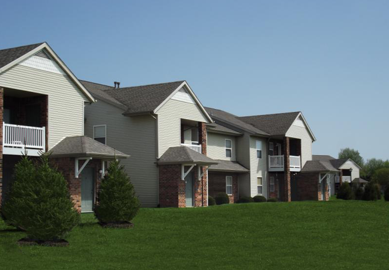 Cimarron Place Apartments | Shelbyville Indiana
