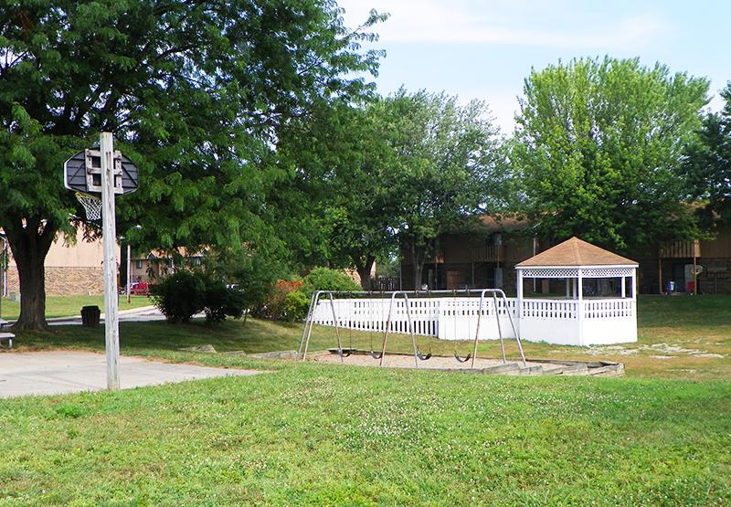 Playground | Heather Heights Apartments | Martinsville, Indiana