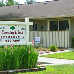 Leasing Office | Country Wood Apartments | Versailles, Indiana