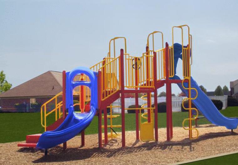 Playground, Cimarron Place Apartments   Shelbyville Indiana