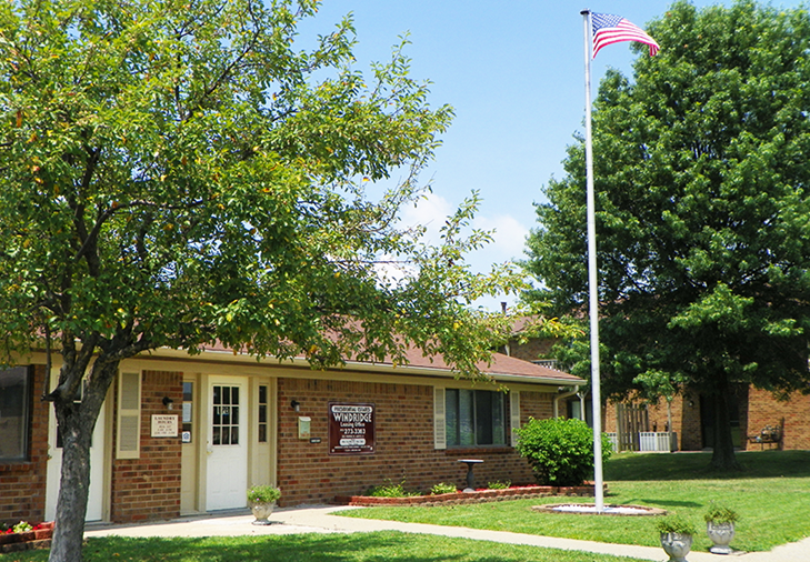 Leasing Office | Presidential Estates | Madison, Indiana
