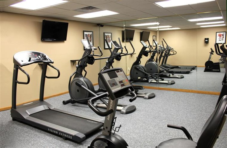 Fitness Center | Eastlake Woods Apartments | Columbus, Indiana