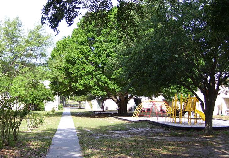 Playground | Whispering Hills Apartments | Dunedin, Florida