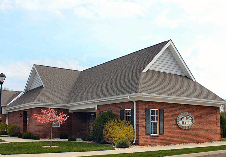 Clubhouse | Somerset Place Apartments | Seymour, Indiana