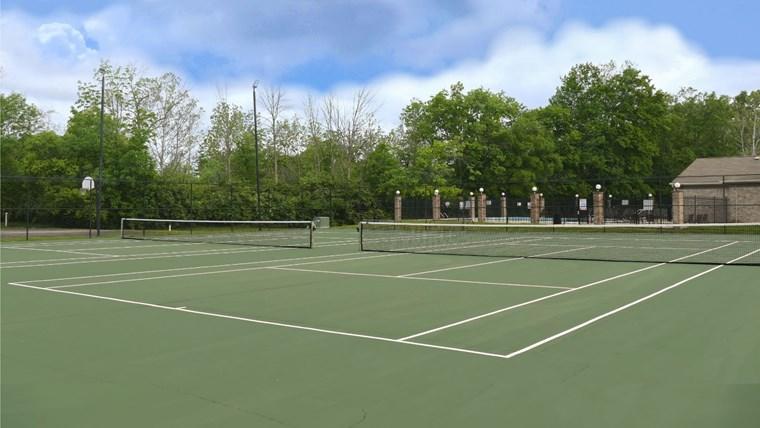 Tennis Court 053c