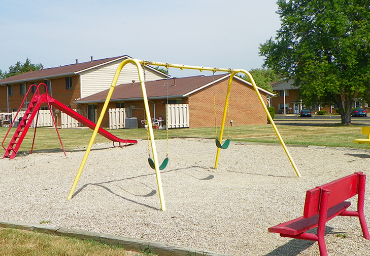 Playground, Arrowhead Estates | Peru, Indiana