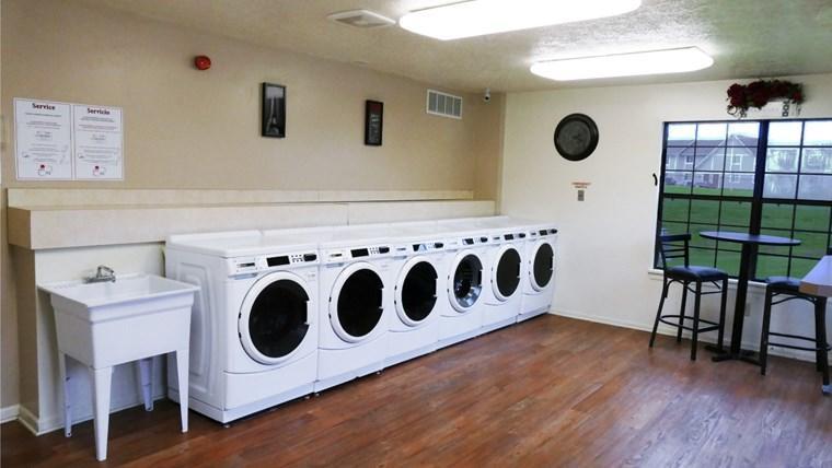 216 laundry