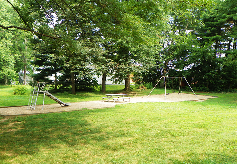 Playground | Heather Heights Apartments | Martinsville, Indiana