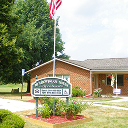 Leasing Office | Meadowbrook North Apartments | Wabash, Indiana