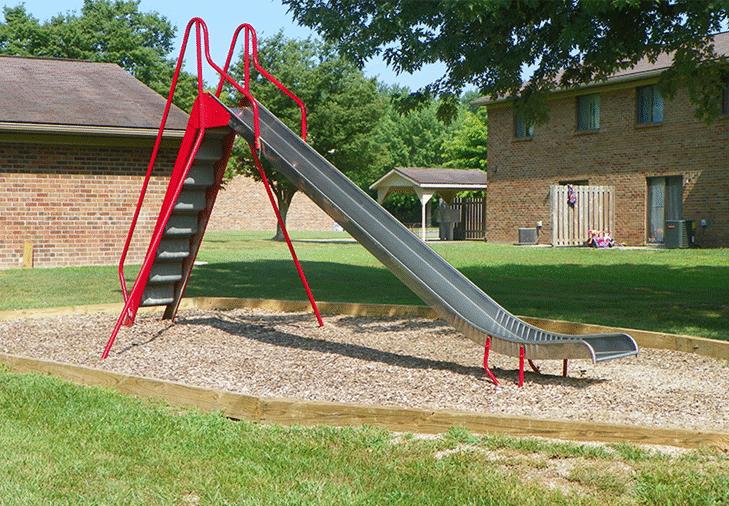 Playground, Austin Village Apartments | Austin, Indiana