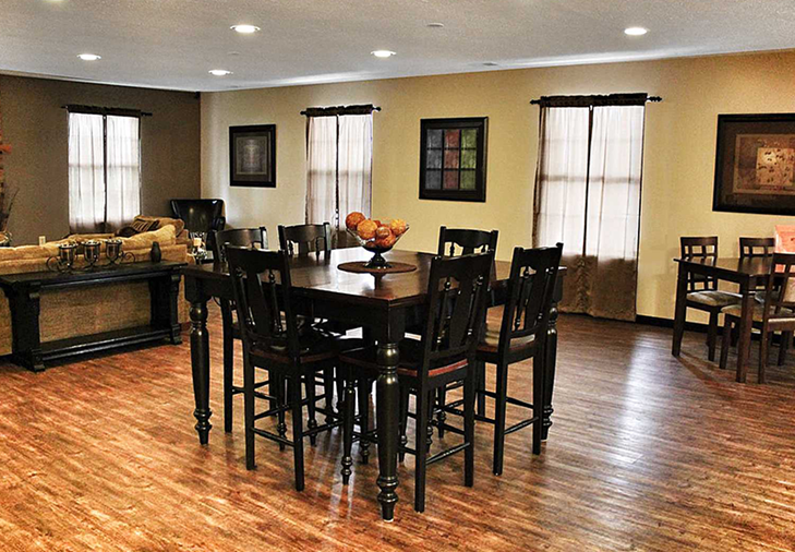 Clubhouse | Stonecrest Apartments | Fortville, Indiana