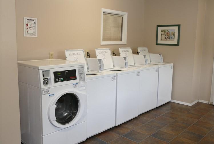 358 Wash Machines