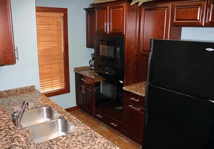 Kitchen | Somerset Place Apartments | Seymour, Indiana