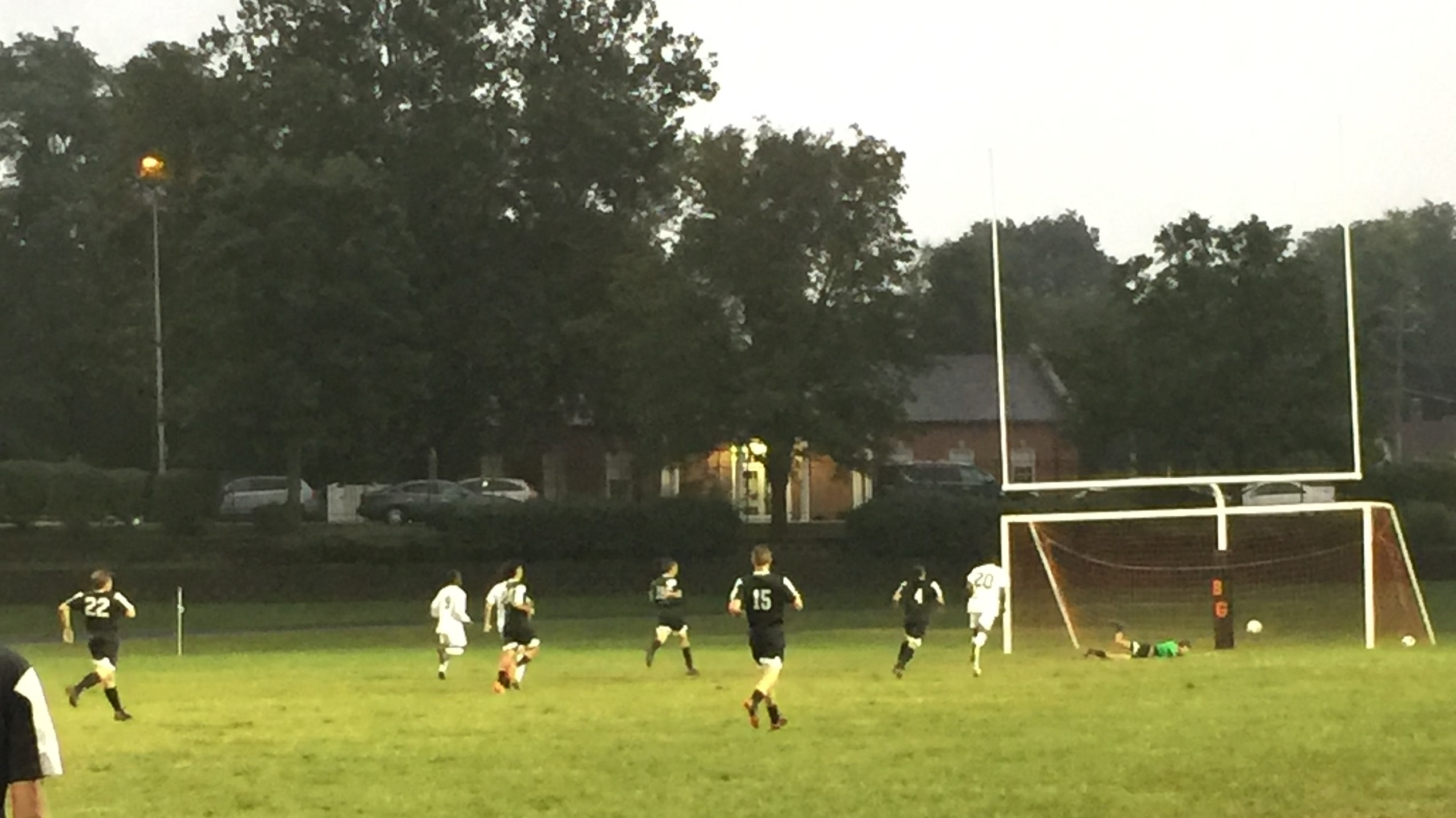 Boys Soccer Survive and advance in Sectionals!