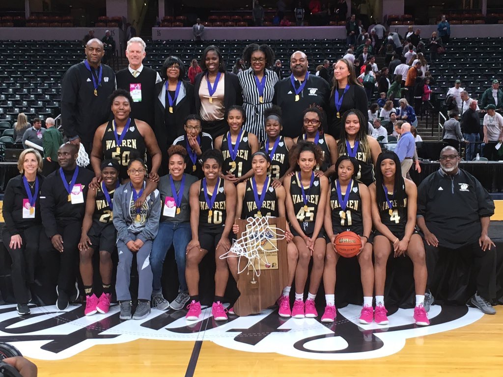 Congratulations to the IHSAA 4A Girls State Basketball Champions!