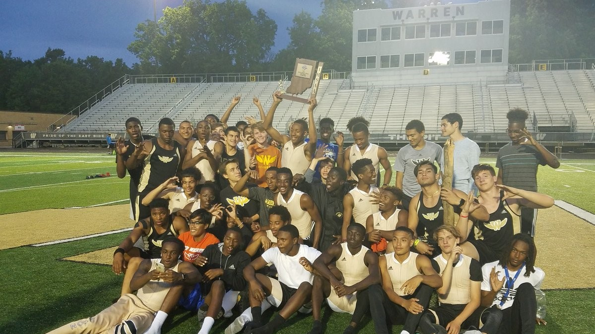 Congratulations to the 2018 IHSAA Boys Track & Field Sectional Champions!!