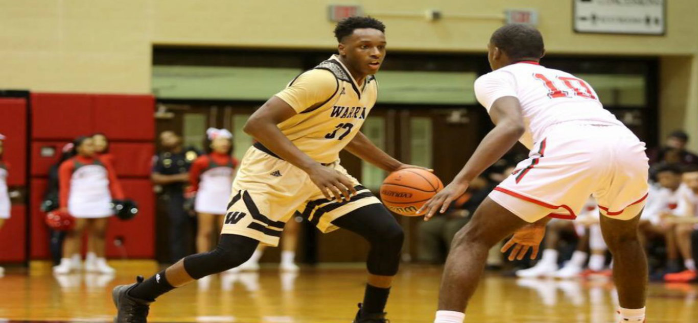 WARREN CENTRAL'S MACK SMITH COMMITS TO EASTERN ILLINOIS UNIVERSITY.