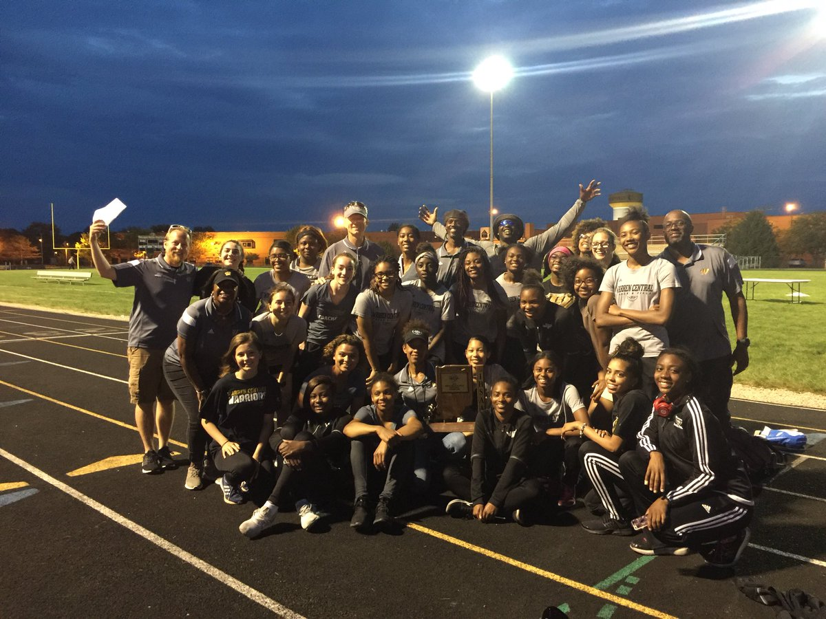 Congratulations to your 2018 IHSAA Girls Track Sectional Champions!!