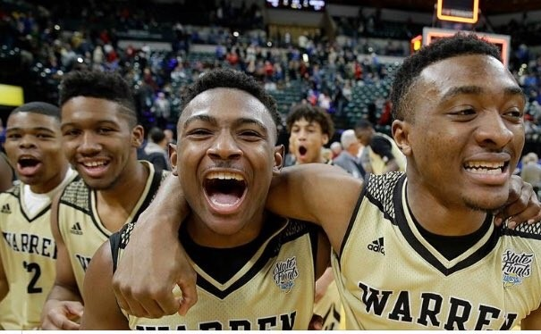Warren Central's Girls and Boys Basketball teams make History!