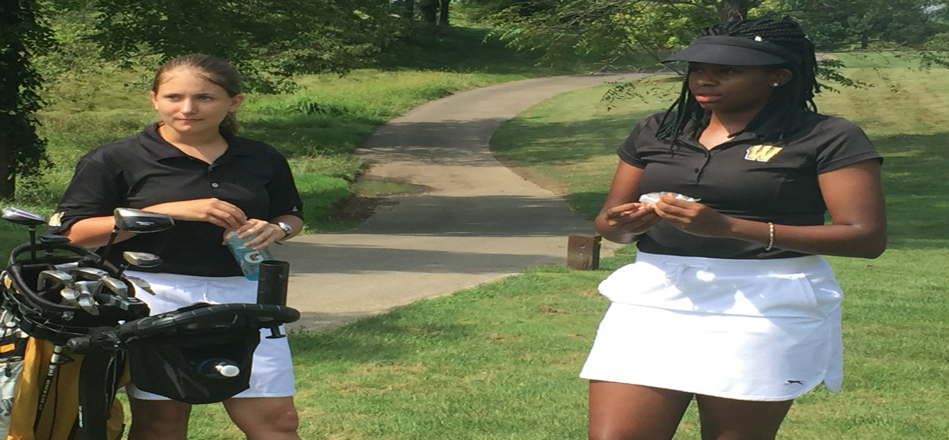 Girl's Golf Team Competes at MIC Tournament