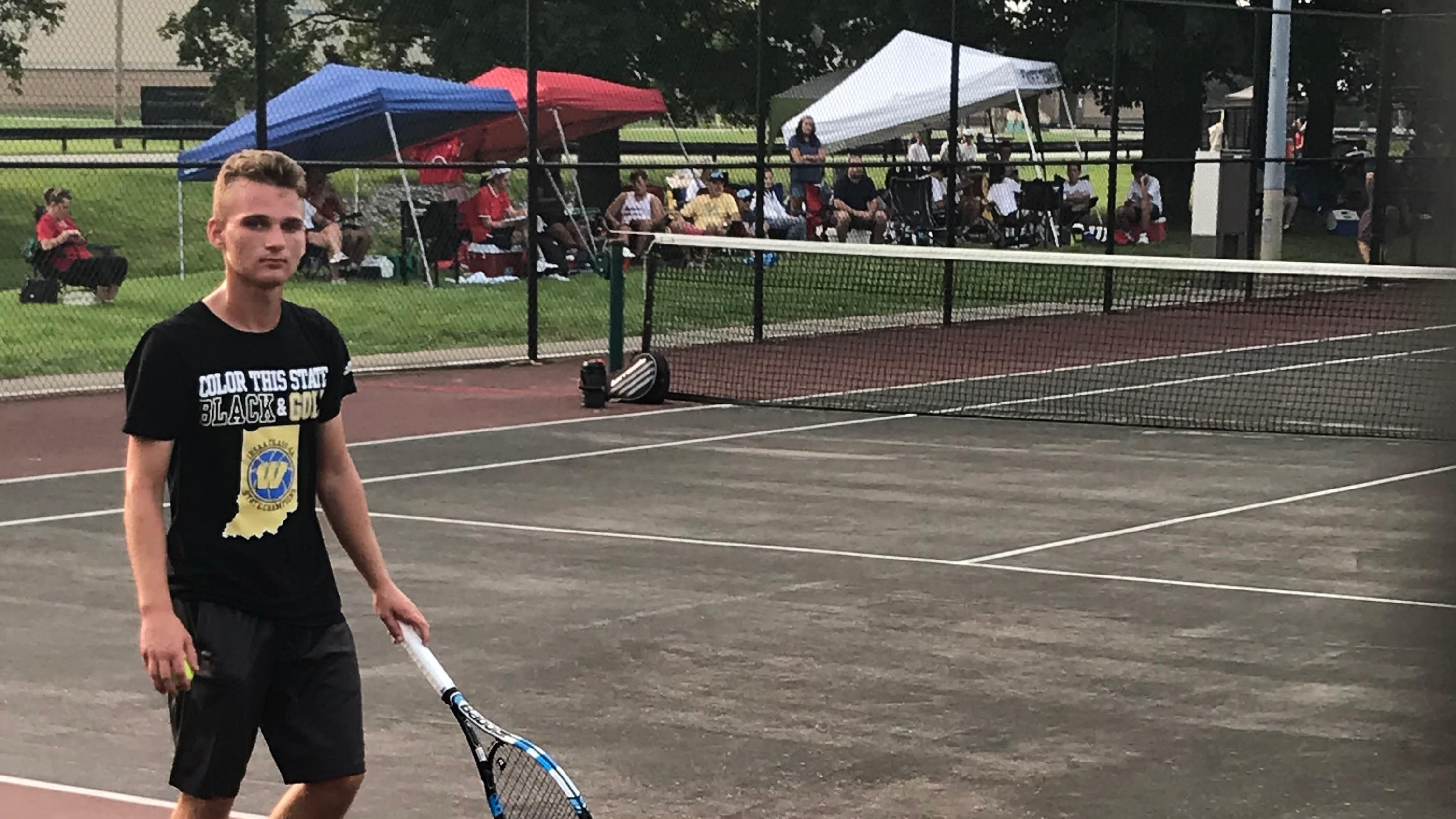 Boys Tennis Posts Season Opener Win