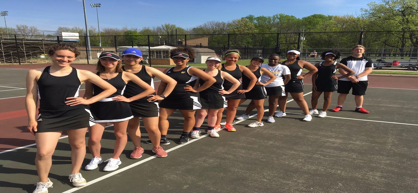 WC GIRLS TENNIS PICKS UP BIG HOME WIN VERSUS ANDERSON, 4-1.