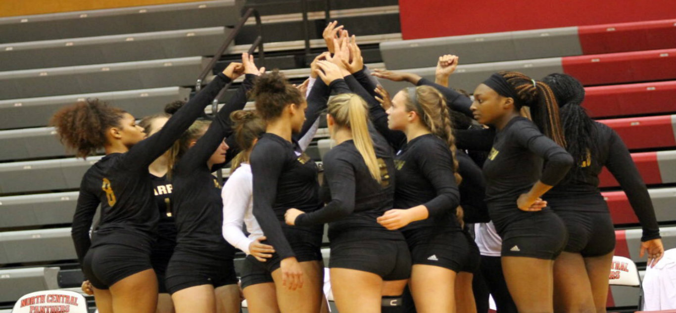 Volleyball Prepares for a Very Challenging Week