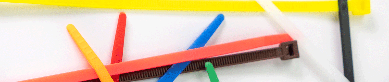 Standard Color Cable Ties by Cable Tie Express