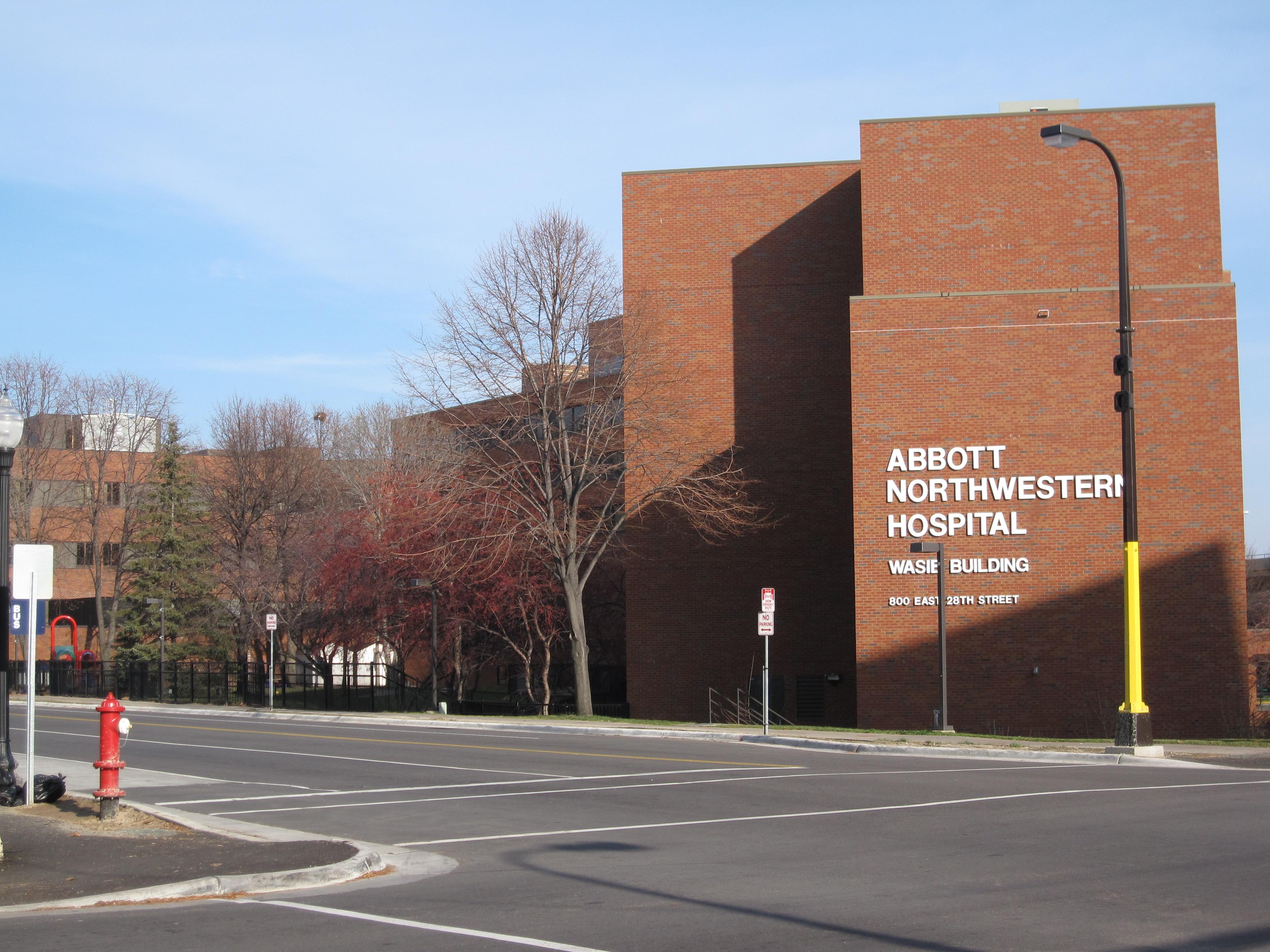 Abbott_northwestern_hospital