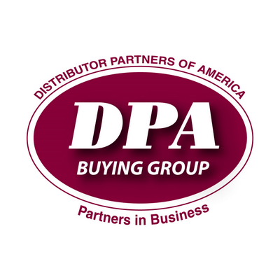 DPa buying group logo