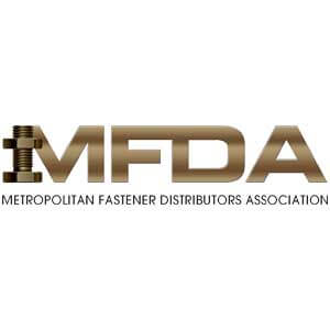 Metropolitan Fastener Distributors Association (MFDA) Logo