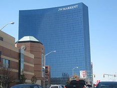 JW Marriott Indianapolis is hosting the Distributor Partners of America Buying (DPA) Conference in Indianapolis