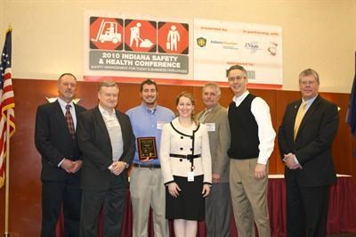 2010 Governor's Workplace Safety Award, Safety Resources